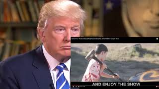 "Donald Trump Reacts to ""We Do It Best"" by Tanner Fox (RICEGUM DISS TRACK)"