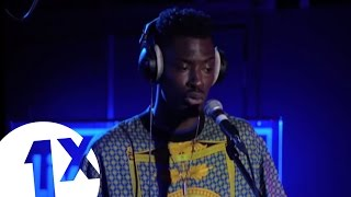 Mista Silva - Blinded By The Lights in the 1Xtra Live Lounge