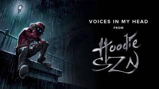 A Boogie Wit Da Hoodie - Voices In My Head (Instrumental)