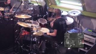 Dimmu Borgir - Puritania - Drumcover