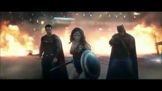 Seal   Kiss From A Rose  Batman Vs  Superman Soundtrack  No Not Really