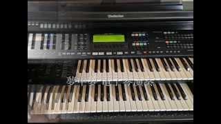 電子琴演奏 夢中夢