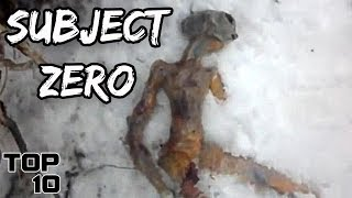 Top 10 Scariest Things Found Frozen in Siberia