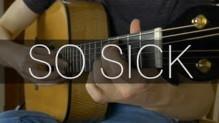 Ne-Yo - So Sick - Fingerstyle Guitar Cover