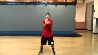 Motivation - Kelly Rowland ft. Lil Wayne (Choreo) - Chris Barron