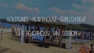 live Deep House DJ set incl live percussion and live saxophone jam