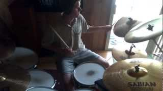 Soundgarden - Never The Machine Forever - Drum cover