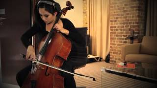 "Tina Guo: Midnight Cello Recording in London- ""Better Tomorrow"""