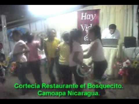 "Danza Iglesia Bautista ""Emanuel"" Camoapa Nicaragua."