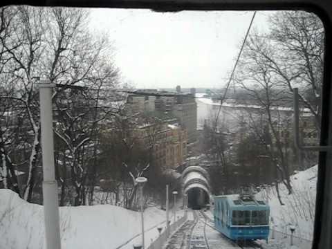 Киевский фуникулёр *inlove*