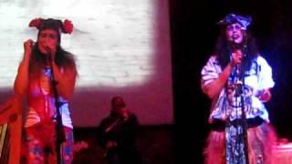 CocoRosie - By Your Side live @ Pontiac, MI