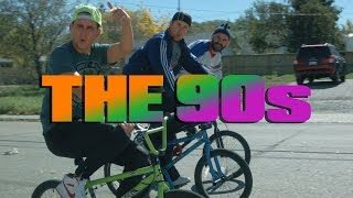 Unkle Adams - The 90s (Official Music Video)