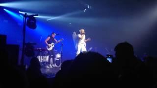 TONIGHT ALIVE,  THE EDGE LIVE AT O2 ACADEMY BIRMINGHAM UK  10/4/17