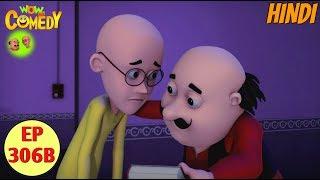 Motu Patlu | Cartoon in Hindi | 3D Animated Cartoon Series for Kids | Jasoos Motu width=
