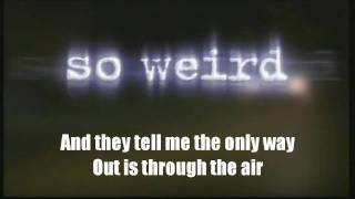 In The Darkness - Mackenzie Phillips (So Weird) [Lyrics]