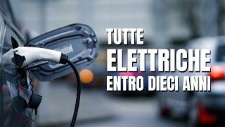 Automotive: per Deloitte tutte auto elettriche entro 10 anni