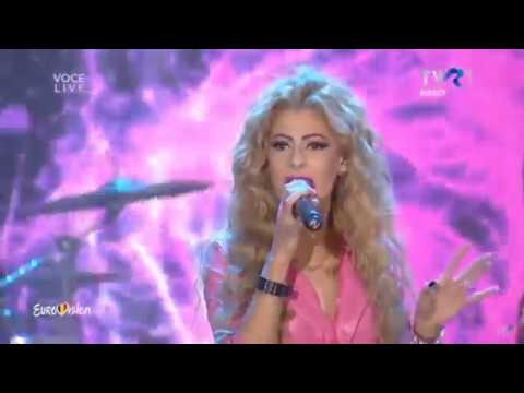 Ayona - The story goes on | Semifinala Eurovision 2018