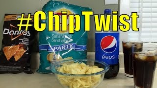 How to seal a bag of chips to stay fresh - Nothing to buy  - Just use your hands - BBQFOOD4U