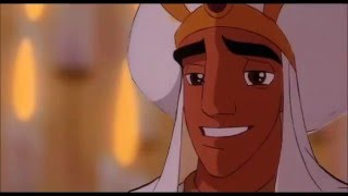 Aladdin and the King of Thieves - Final Scene 1080p
