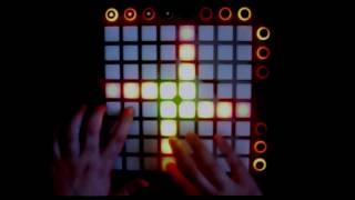 The Chainsmokers ~ Paris (Subsurface Remix) Launchpad MK2 Cover
