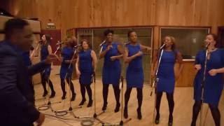 CK Gospel Choir - Signed Sealed Delivered - The Angel Studio Sessions
