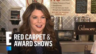 """Gilmore Girls"" Stars Reveal Characters' Faves 