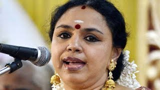 Sudha Raghunathan - Om Namo Narayana - Classical Vocal