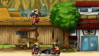 Naruto - MYTHOS Character Demo