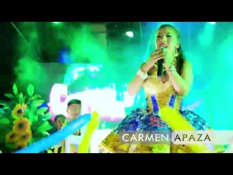Mix Huaylash de Carmen Apaza Letra y Video