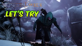 Lets try  Winter Ember