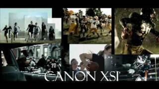 Canon XSI Commercial Remix