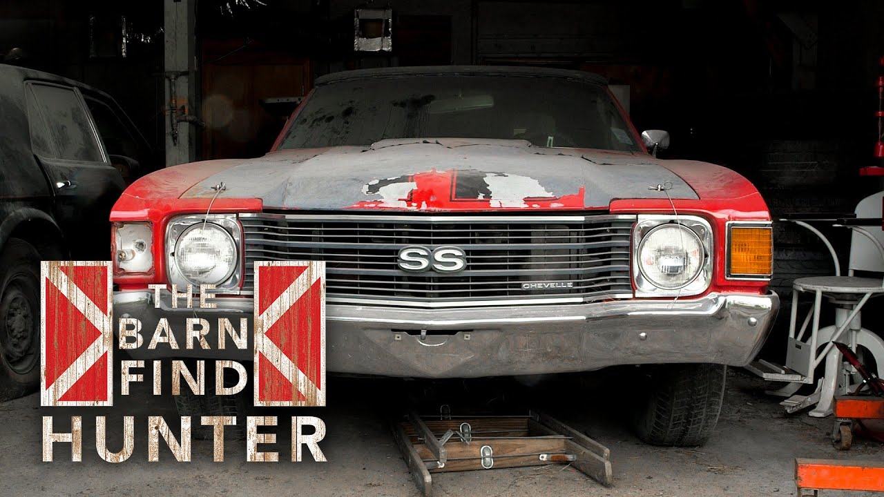 Barn Find Hunter: Savannah, GA