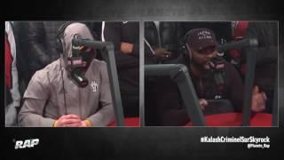 Kaaris feat Kalash Criminel - 4Matic en live dans Planète Rap