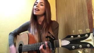 Daniela Calvario / Solo con verte / Banda MS - Cover