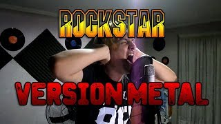 DUKI - ROCKSTAR ( VERSION METAL )