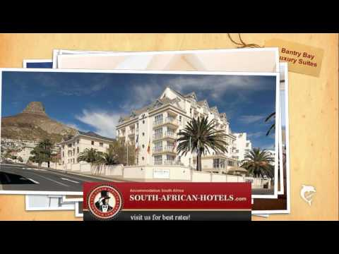 Bantry Bay Luxury Suites, Cape Town
