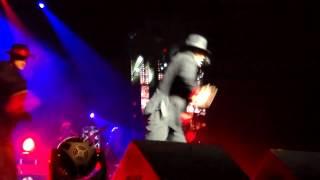 Worlds #1 live M.J tribute artist kenny Wizz TSB showplace Dangerous