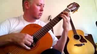 Djavan - Oceano (Finger Style) - Juliano Lechner