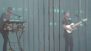 Alt-J - Intro (An Awesome Wave) -- Live At Rock Werchter 02-07-2017
