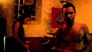 Naked Masks - Mirror (live@Aut Aut, Rome, 12.09.2010 part 3/4)