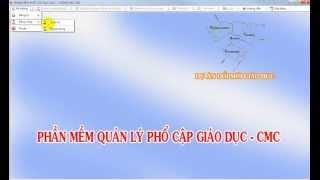 HƯỚNG DẪN PHẦN MỀM PCGD-CMC