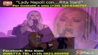 Rita Siani - 'A cartulina 'e Napule (Live)