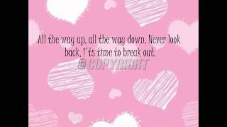 Emily Osment - All the Way Up Lyric Video