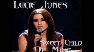 Lucie Jones - Sweet Child Of Mine - Live On The X Factor
