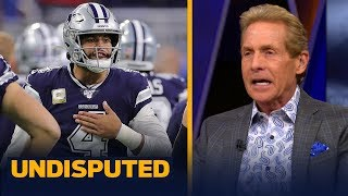 Skip Bayless reacts to the Dallas Cowboys' Week 11 win over the Lions   NFL   UNDISPUTED