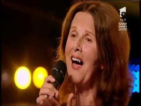 """Pompilia Stoian - """"Prieten drag """". Vezi aici cum cântă Ecaterina Georgescu la X Factor!"""