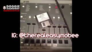 Easy Mo Bee Plays 'Flava In Ya Ear' Beat Straight Off The SP-1200
