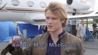 MacGyver - On Set | official featurette (2016)