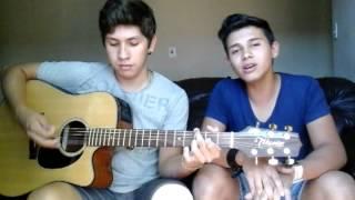 Bruninho e Davi - Fico com você (cover) Robert e Jean