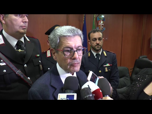 BISIGNANO (CS): 4 ARRESTI PER TRUFFE ON-LINE